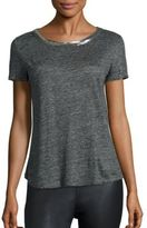 Generation Love Sam Herringbone Beaded Tee