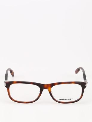 Montblanc Squared Glasses