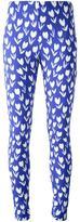 Ungaro flower printed leggings