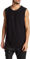 Drifter Ben Distressed Tank