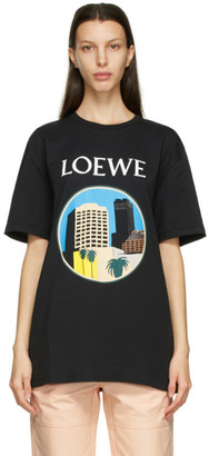 Loewe Black Ken Price Edition LA T-Shirt
