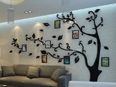 Fruit dimension - Home LINA-Photo tree 3D Crystal Acrylic solid wall bedroom living room sofa TV wall surface