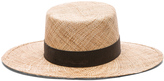 Janessa Leone Jade Bolero Hat