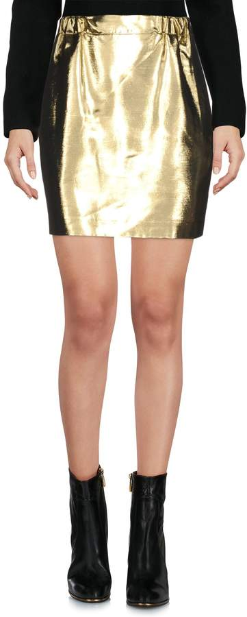 Jucca Mini skirts - Item 35337719
