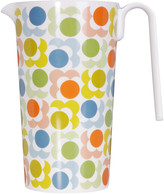 Orla Kiely Multi Shadow Flower Pitcher