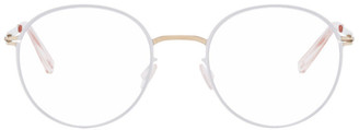 Mykita Gold Lite Vabo Glasses