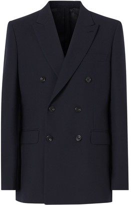 Burberry Double-Breasted Blazer