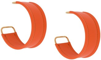 Jacquemus Bangle-Style Hoop Earrings
