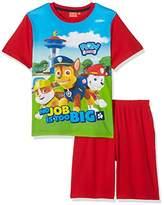 "Nickelodeon Boy's Paw Patrol ""No Job Is Too Big"""