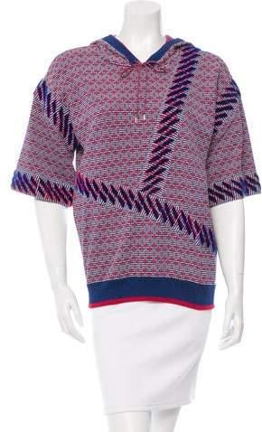 Chanel 2016 Metallic Pullover Sweatshirt w/ Tags