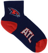 For Bare Feet Kids' Atlanta Hawks 501 Socks