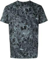 Valentino 'Rockstud Camubutterfly' T-shirt