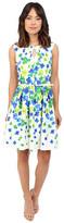 Christin Michaels Napoli Floral Dress