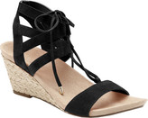 Women's Vionic with Orthaheel Technology Tansy Espadrille Wedge Sandal