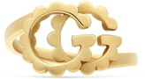 Gucci Double G yellow gold ring
