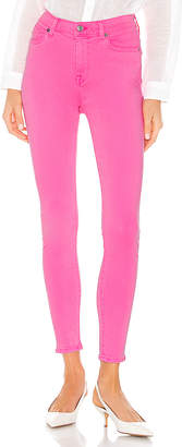 7 For All Mankind The High Waisted Ankle Skinny