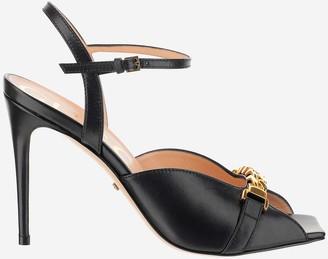 Gucci Black High Heels