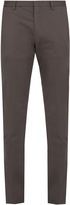 Paul Smith Slim-leg cotton-twill trousers