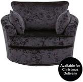 Scarpa Fabric Swivel Chair