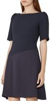 Reiss Zila Textured Dress
