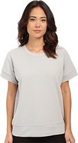 Yummie by Heather Thomson Women's Baby French Terry Boxy Tee
