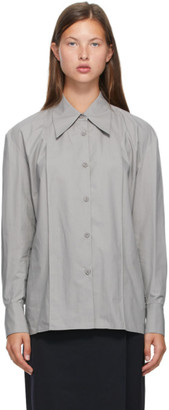 Low Classic Grey Classic Volume Sleeve Shirt