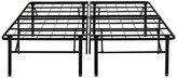 """Dreams Bespoke 18"""" Space-Saving Metal Platform Bed Frame, Queen"""