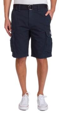 UNIONBAY Men's Belted Survivor Cargo Short