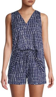 Donna Karan Sleepwear Two-Piece Pajama Set