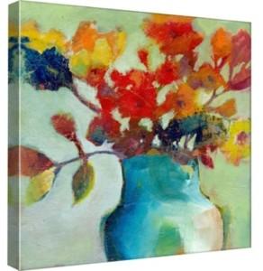 PTM Images Ptm Images, Blue Vase Decorative Canvas Wall Art