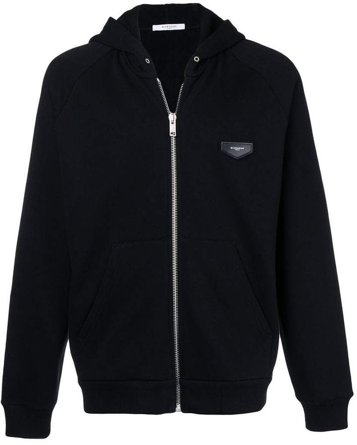 Givenchy zip hoodie