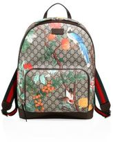Gucci Graphic Print Backpack