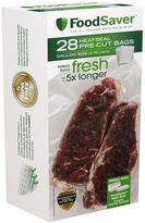 FoodSaver Pre-Cut Gallon Bags (28-Pack)