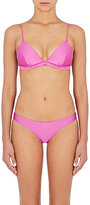 Zimmermann Women's Microfiber Triangle Bikini Top