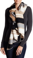 Collection XIIX Blanket Stripe Runway Wrap