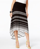 INC International Concepts Convertible High-Low Maxi Skirt, Only at Macy's