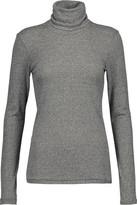 Current/Elliott Jersey Turtleneck Sweater