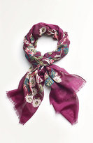 J. Jill Compassion Fund Floral Scarf