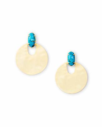 Kendra Scott Deena Gold Earrings