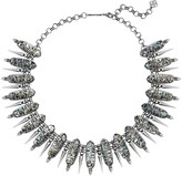 Kendra Scott Gwendolyn Statement Necklace in Crushed Black Pearl