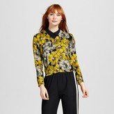 Who What Wear Women's Allover Print Cardigan