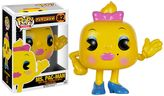 Funko POP! Games Pac-Man Ms. Pac-Man Vinyl Figure