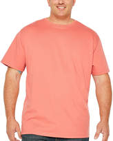 THE FOUNDRY SUPPLY CO. The Foundry Big & Tall Supply Co. Short Sleeve Crew Neck T-Shirt-Big and Tall