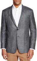 Todd Snyder Gray Plaid Slim Fit Sport Coat