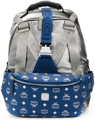 MCM Jemison 2-in-1 Medium backpack