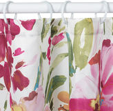 Asstd National Brand Watercolor Floral Shower Curtain