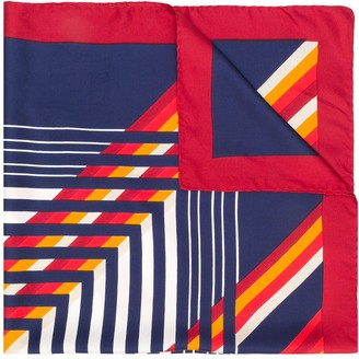 Pierre Cardin Pre-Owned Graphic Print Scarf