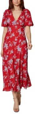 Betsey Johnson Floral Maxi Dress