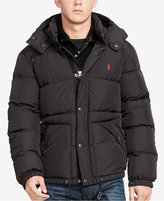 Polo Ralph Lauren Men's Big and Tall Quilted Down Jacket