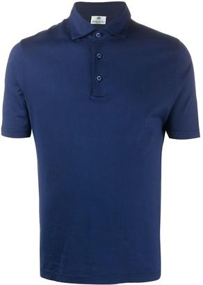 Borrelli Short-Sleeved Polo Shirt